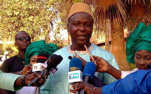 Ousmane Ndao - Coordonnateur de l'UCG