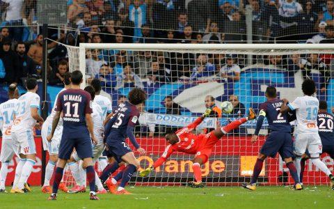 PSG - Marseille au Parc des Princes