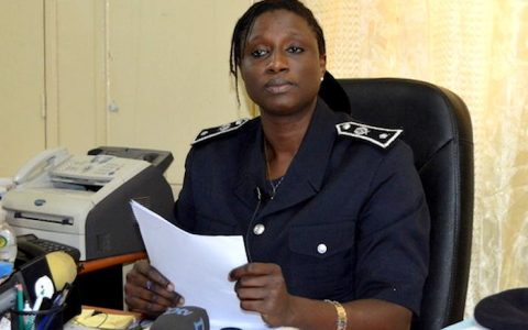 Tabara Ndiaye - Commissaire de Police nationale