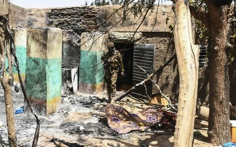 massacre des peuls au mali