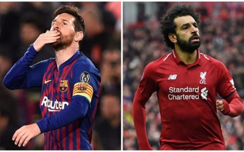 Barcelone vs Liverpool
