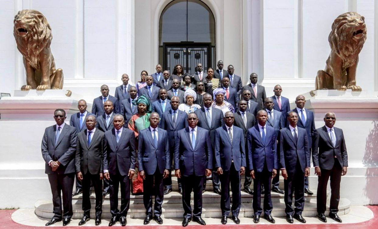 Conseil des Ministres 2019