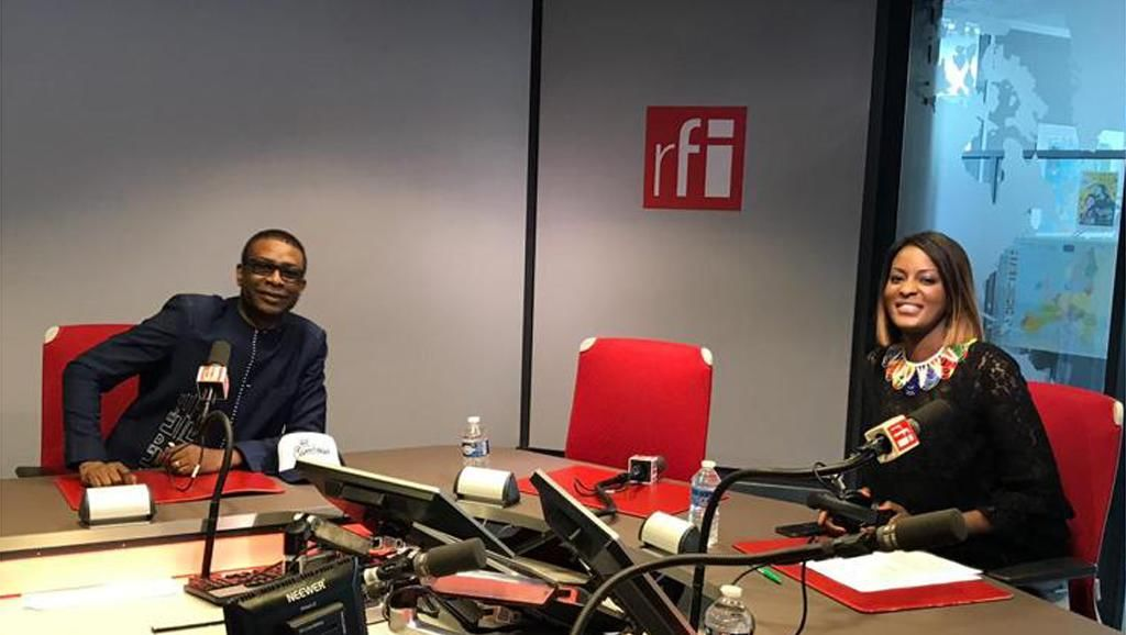 Youssou Ndour et Diara Ndiaye sur Rfi alors on dit quoi