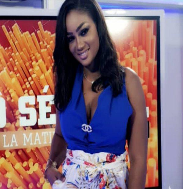 Adjia Astou de la 7TV