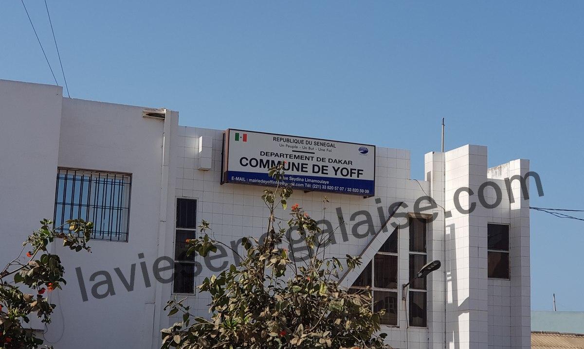 Commune de Yoff, Mairie de Yoff