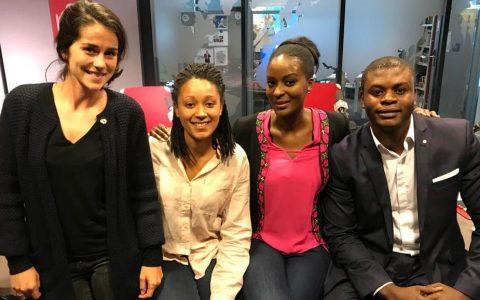 Diara Ndiaye parle d'agrobusiness sur Rfi