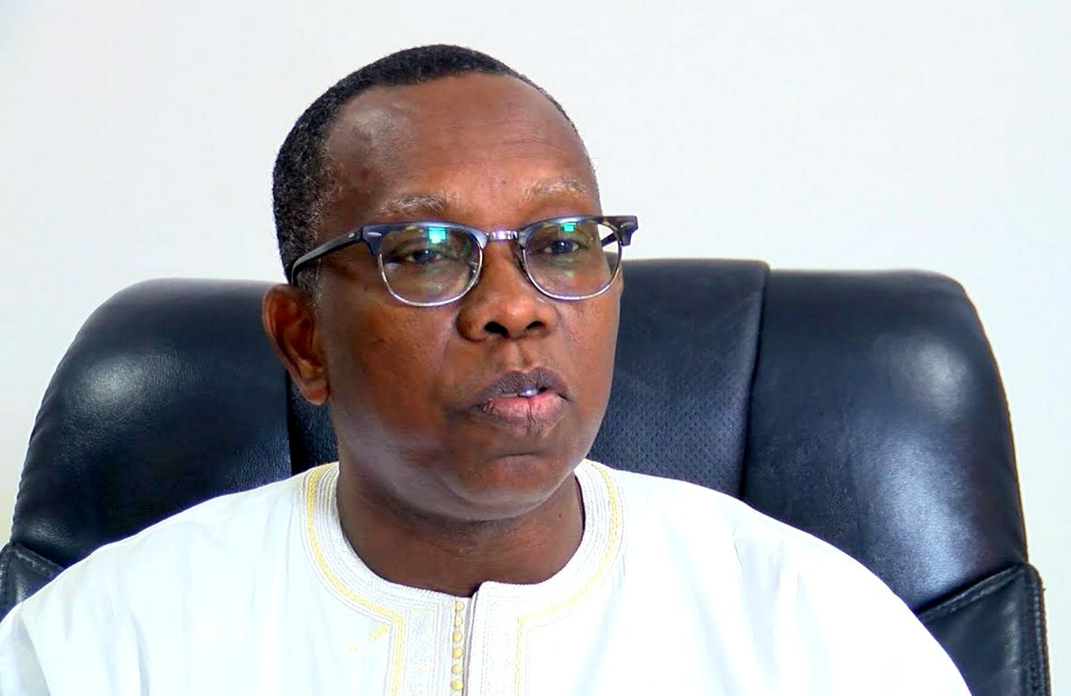 Ibrahima Diallo ancien Directeur de la Daf