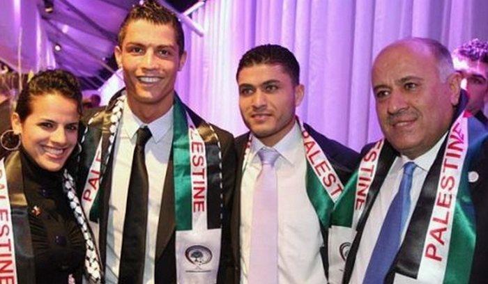 Le cadeau de Cristiano Ronaldo aux Palestiniens pour le ramadan