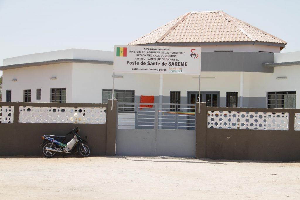 Projet Village de la Fondation Sonatel