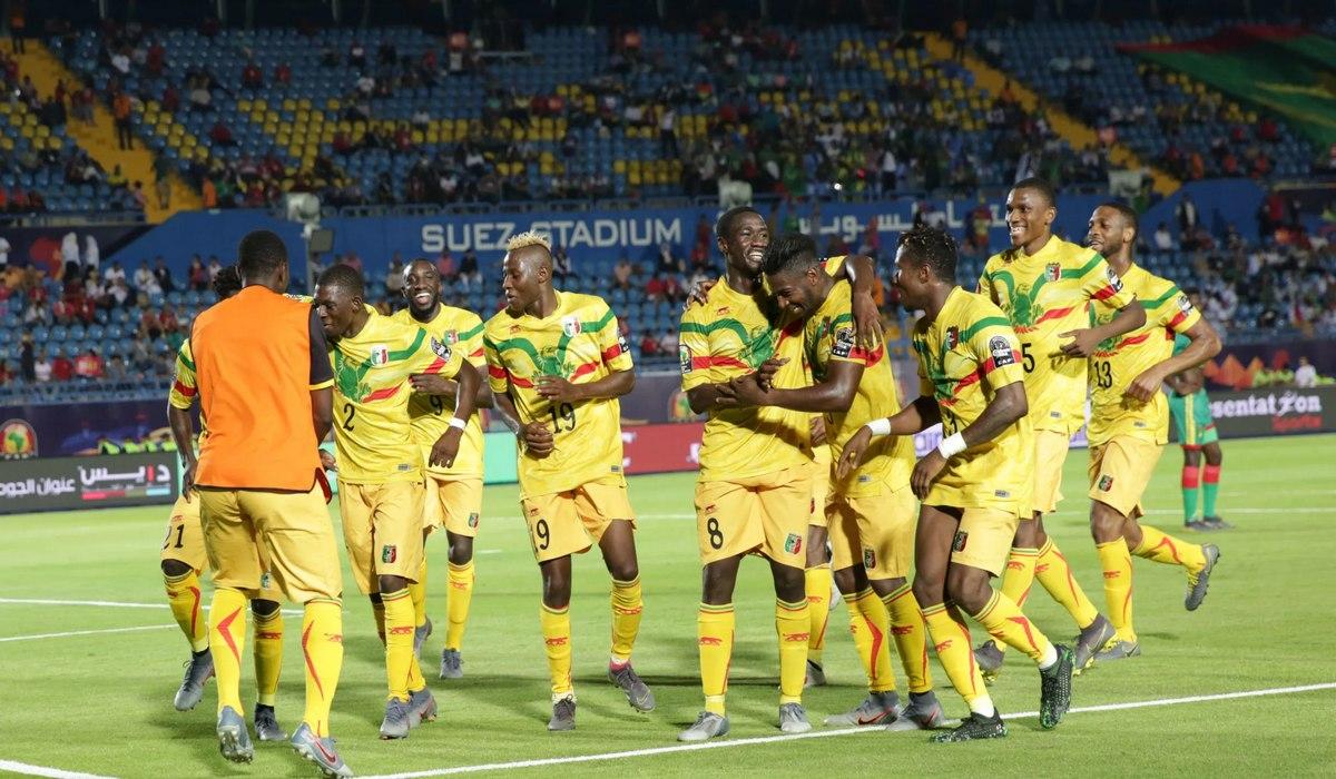 Equipe Mauritanie Can 2019