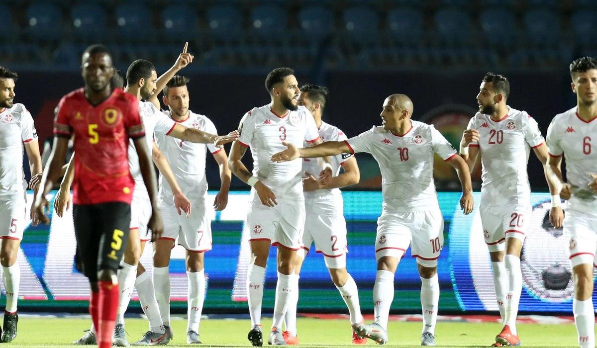 Equipe Tunisie Can 2019
