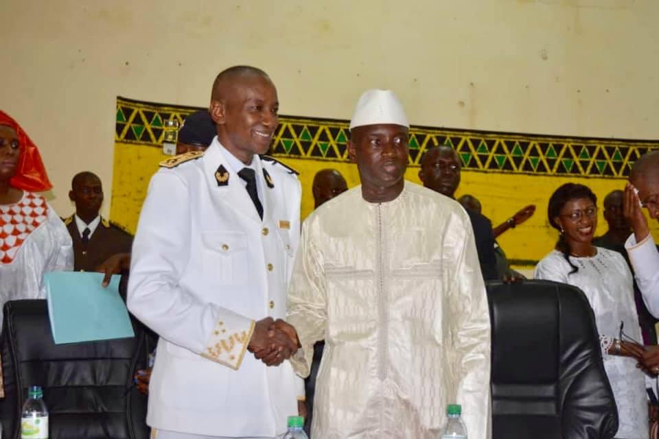 Installation du nouveau gouverneur de Matam PAr Aly Ngouille Ndiaye