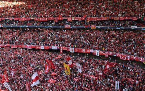 Liverpool - Finale Ligue des Champions