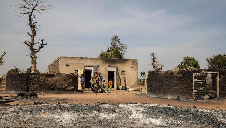 attaque au Mali
