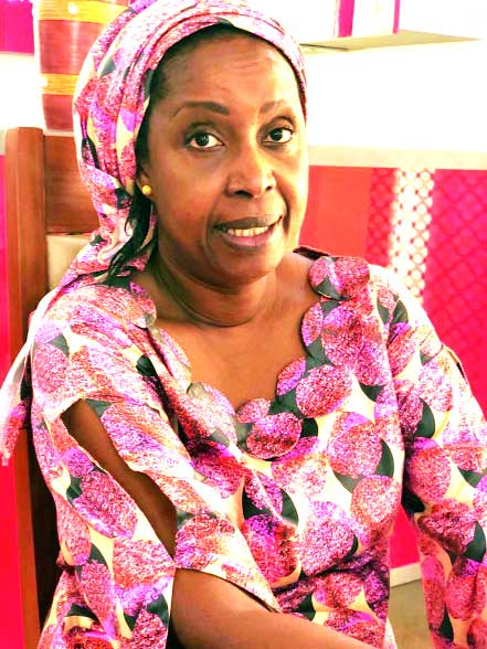 Aminata Diack - Ex Epouse de Abdoul Mbaye