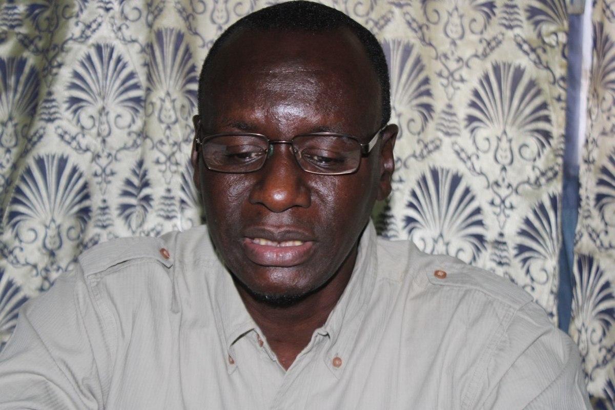 Docteur Mamadou Ndiaye directeur Hopital de Ourossogui