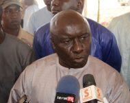 Idrissa Seck sur Ousmane Tanor Dieng