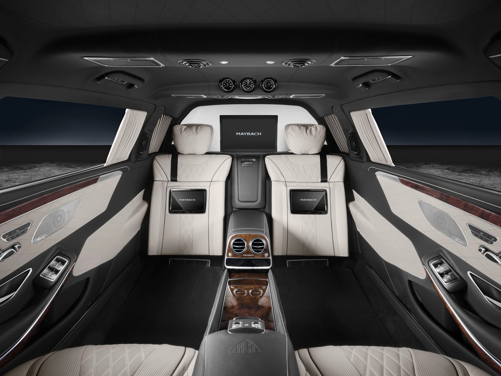 Limousine Mercedes-Maybach S 600 Pullman Guard
