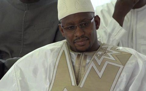 Moustapha Diop - Maire de Louga