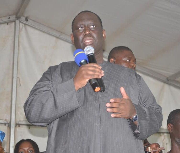 Aliou Sall - Maire de Guédiawaye