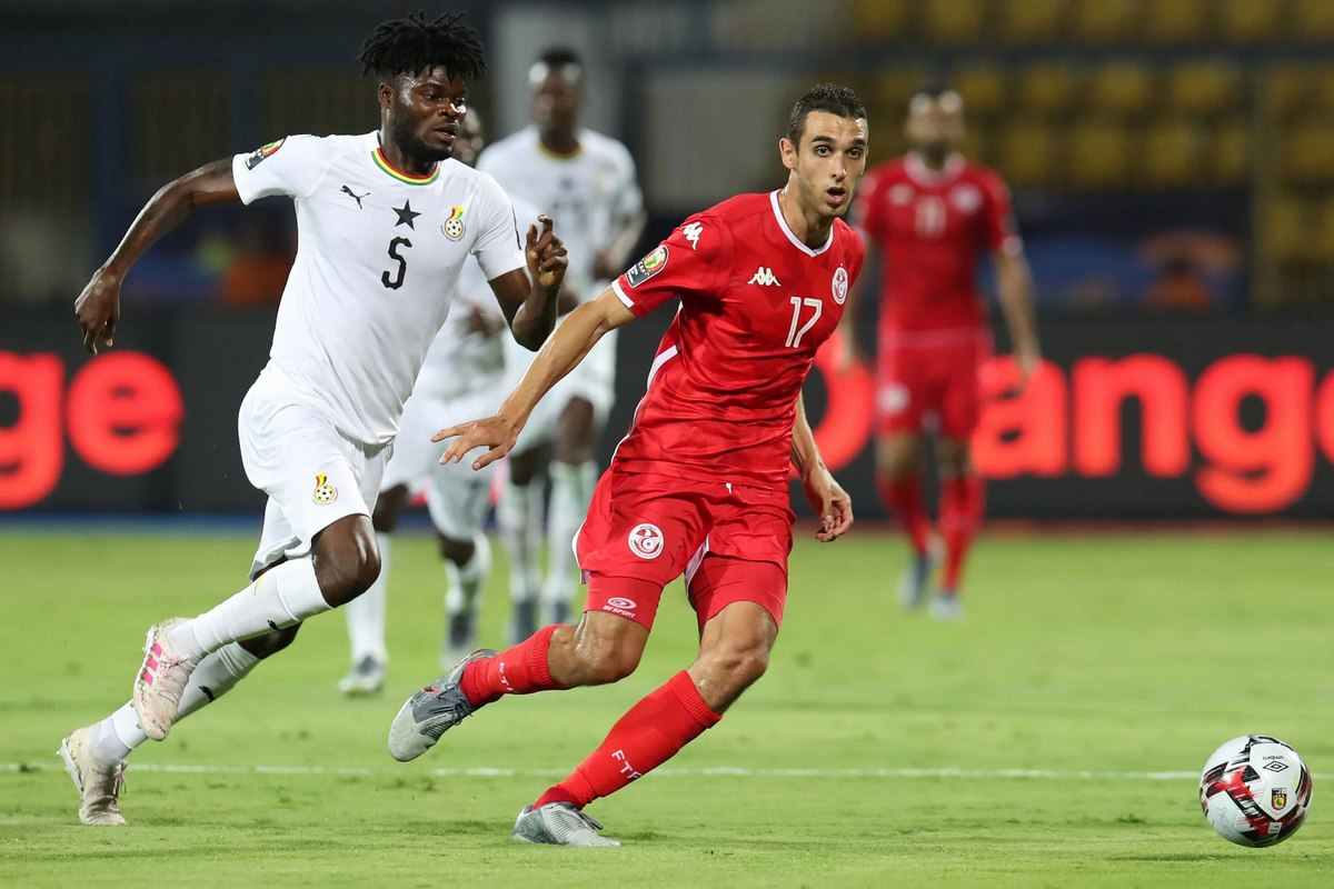Tunisie bat le Ghana