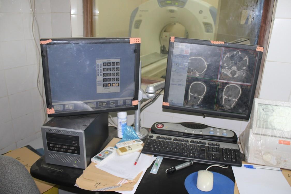Equipements Médicaux à l'hôpital de Ourossogui