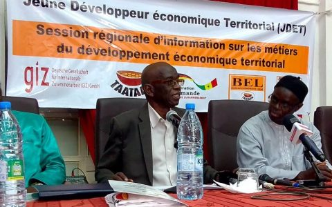 Association Asadic-Taataan forme les jeunes sur le marketing territorial