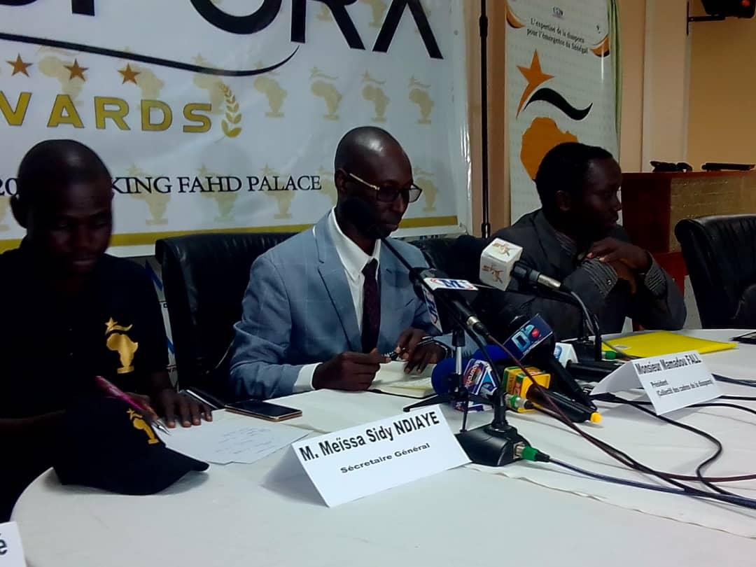 Le collectif des cadres de la diaspora organise Diaspora Awards