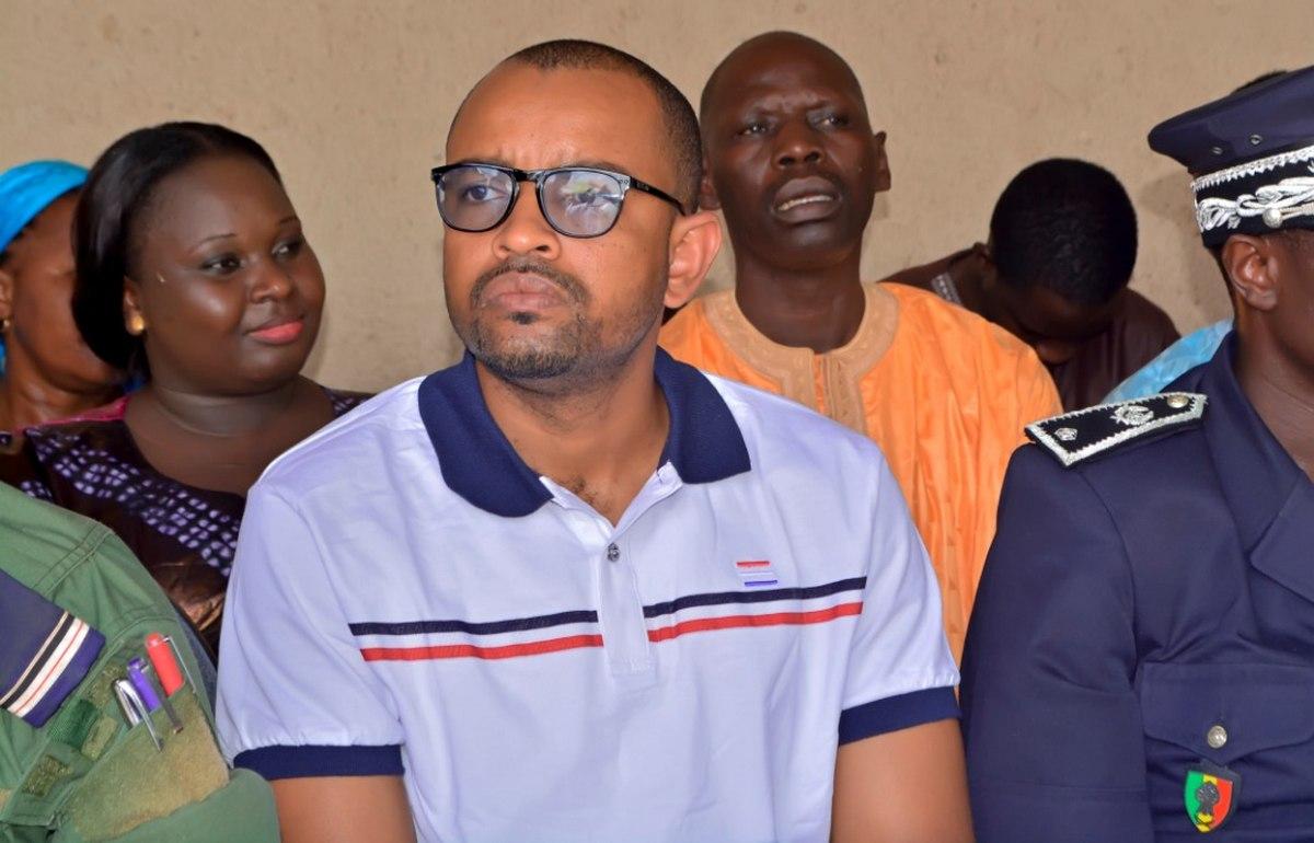 Moussa Sow - Coordonnateur de la COJER