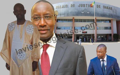 Affaire 94 Milliards - Ousmane Sonko, Mamour Diallo, Tahirou Sarr
