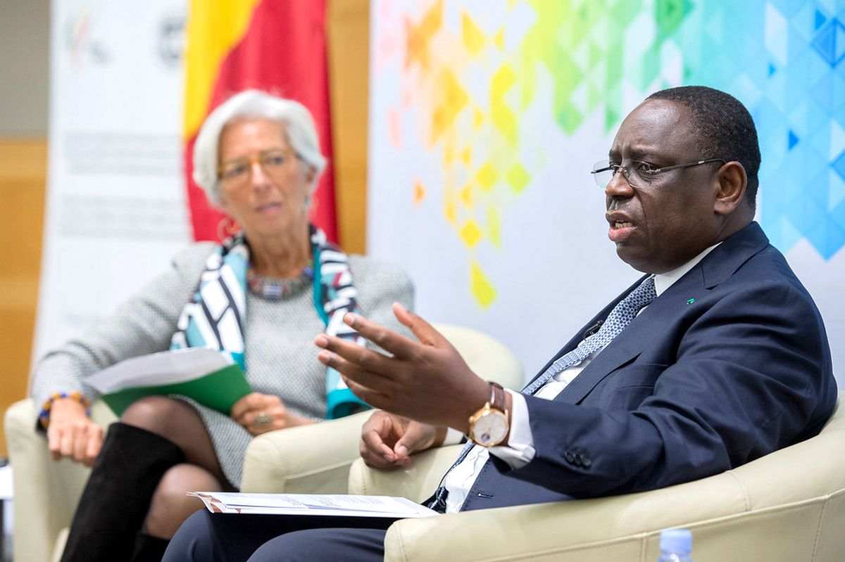 Macky Sall - FMI