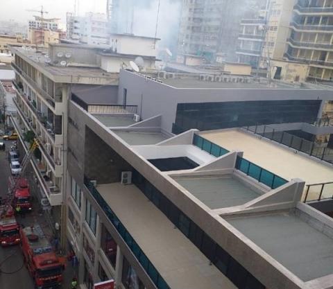 Incendie Direction générale de la Comptabilité publique et du Trésor