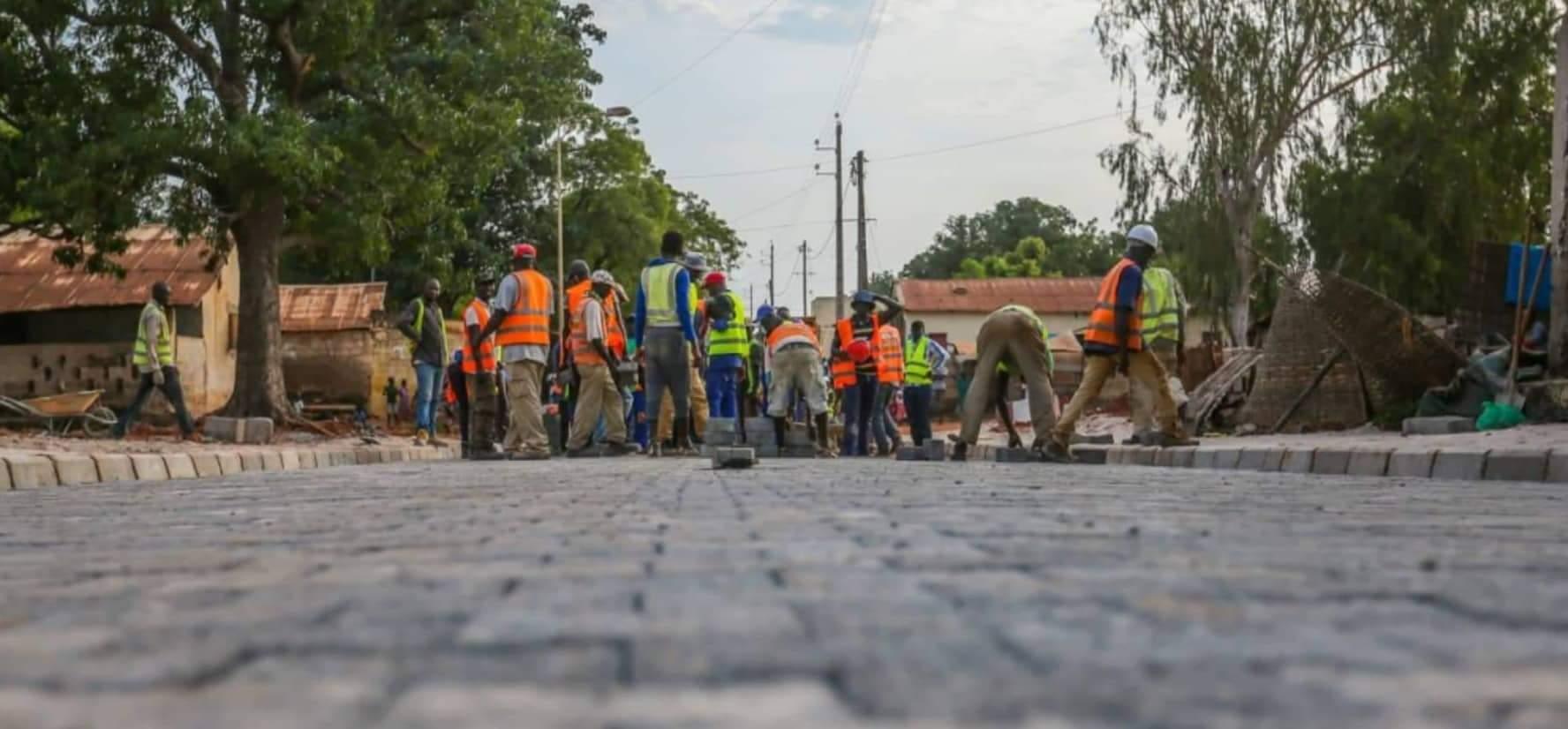 Voirie Louga - Des agents sans Salaires