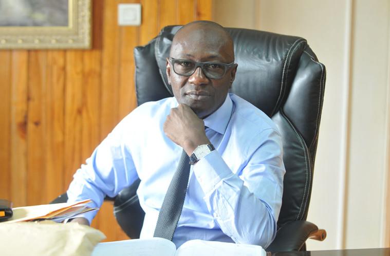 Abdoulaye Diop - Ministre de la Culture et de la Communication