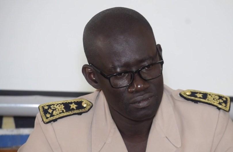 Al Hassan Sall Gouverneur de Dakar