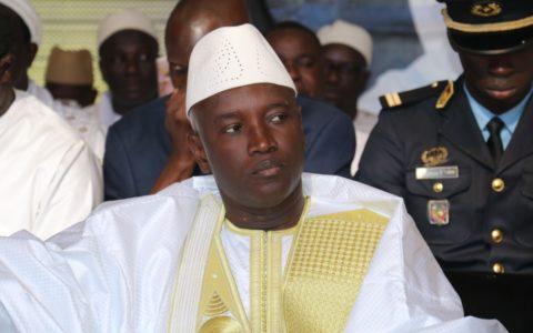 Aly Ngouille Ndiaye, Ministre
