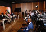 Amadou Ba - Clôture du Forum avec les ministres des Affaires étrangères