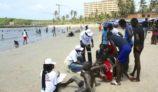 Jeunes au Sénégal