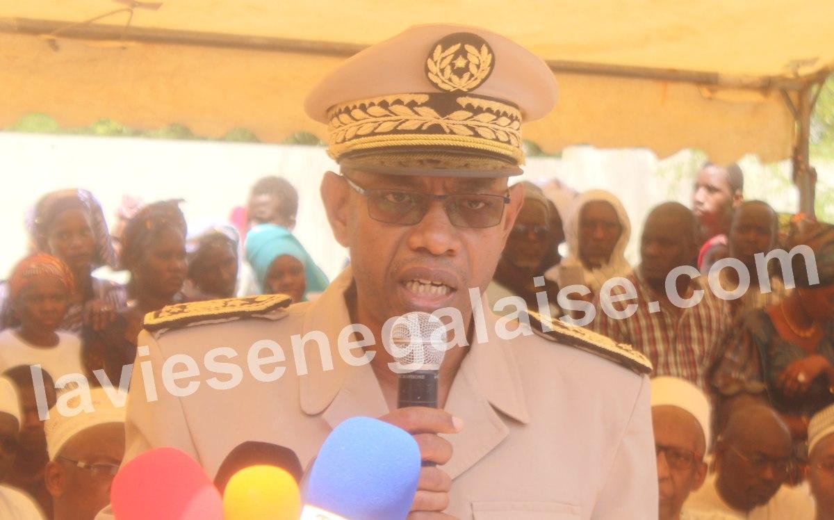 Mouhamadou Moctar Watt gouverneur de Matam