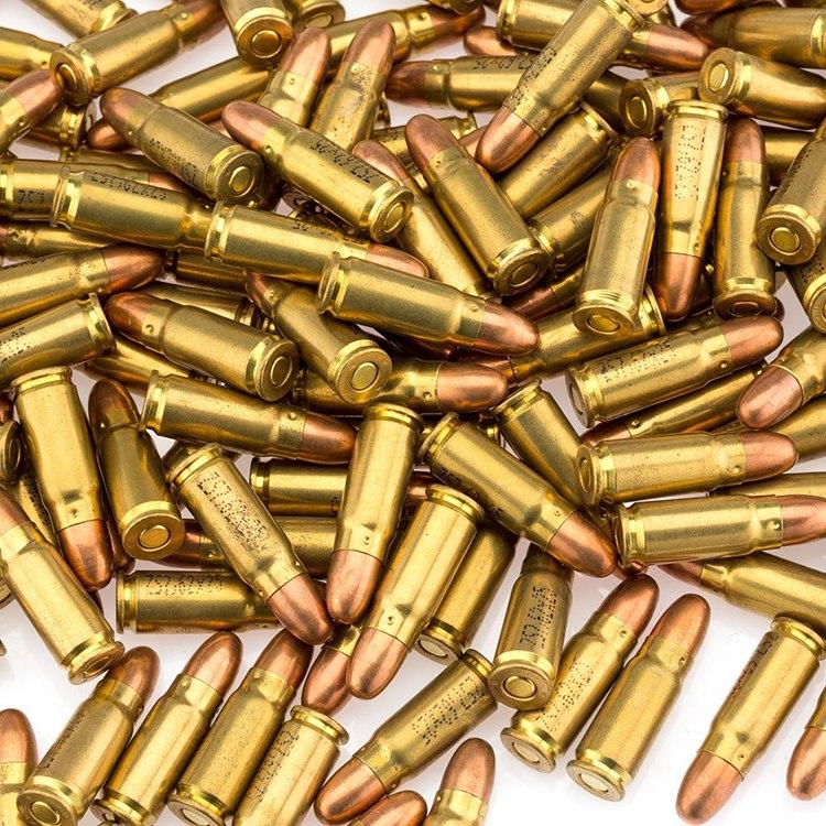 Munitions de guerre en Afrique