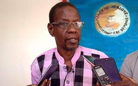Professeur Pape Sakho de l'UCAD
