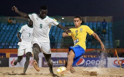 Équipe Sénégal Beach Soccer