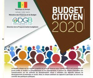 budget citoyen 2020