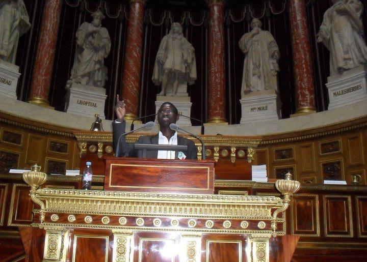 Alioune Gueye - Professeur de Droit public