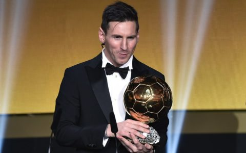 Messi - Ballon d'or 2019