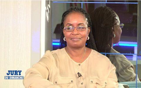 Ndeye Fatou NDIAYE DIOP BLONDIN soutient Guy Marius Sagna