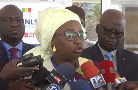 Docteur Safiatou Thiam - Conseil National de Lutte contre le Sida - CNLS