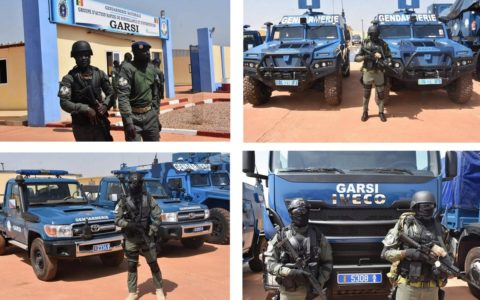 Groupement d'Action Rapide de Surveillance et d'Intervention - GARSI