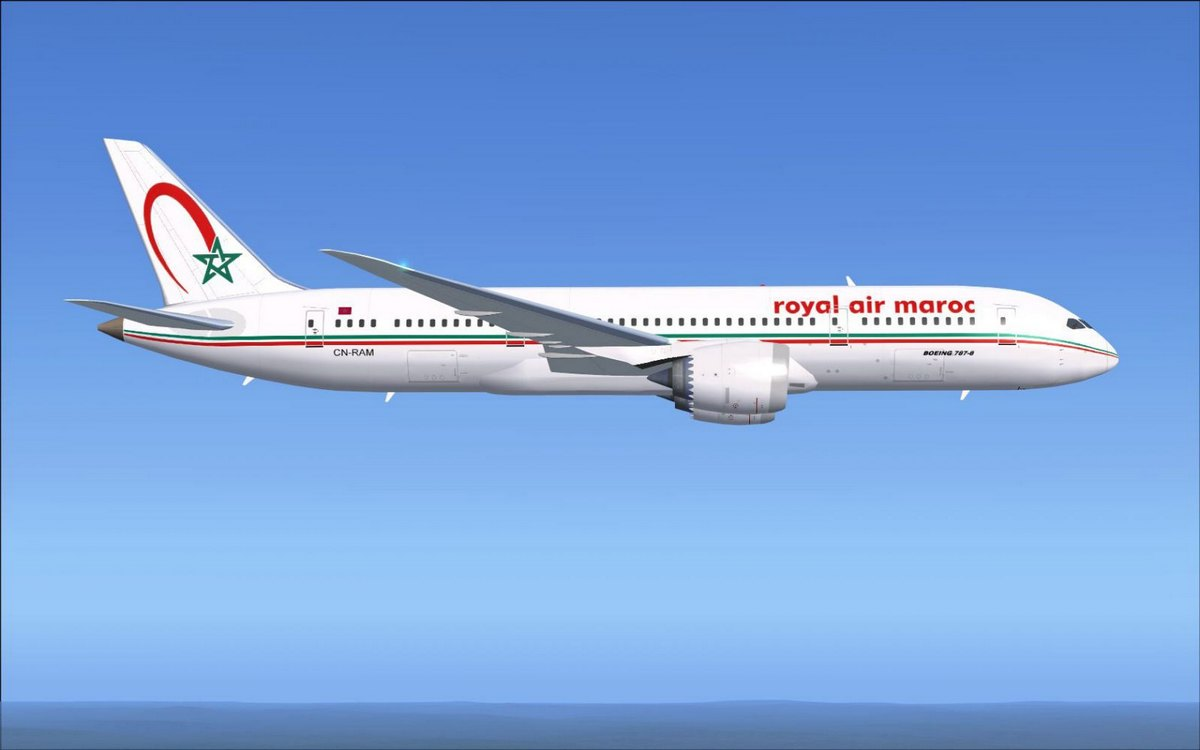 Royal Air Maroc - RAM
