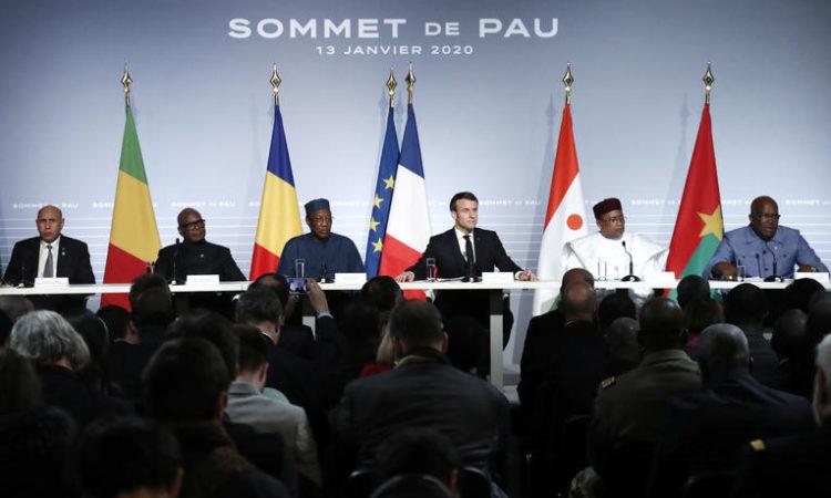 Sommet Pau, G5 Sahel